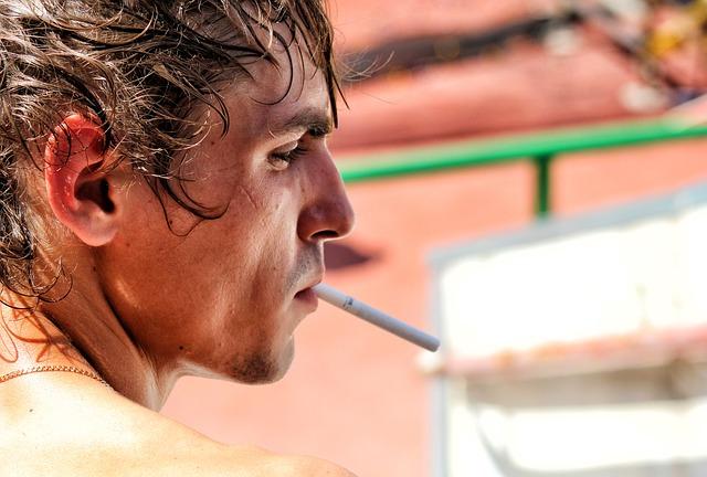 Tabák na ústupu