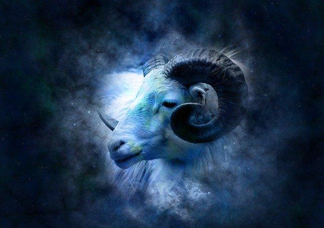 astrologický vládce aktivity  – Znamení Berana
