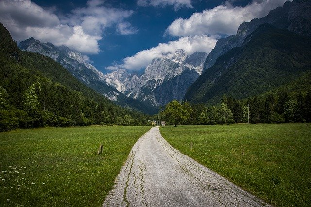 Ubytování v kouzelné zemi Slovinských krás