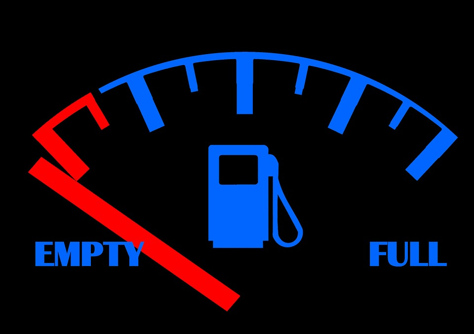 měřič paliva