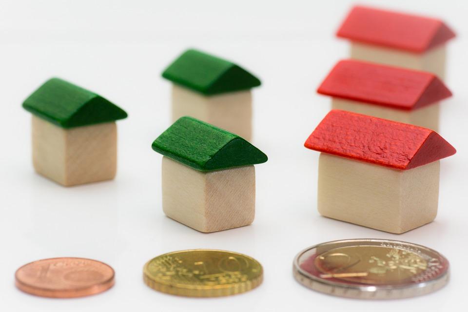 mince a domečky